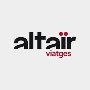 Logo Altaïr viatges