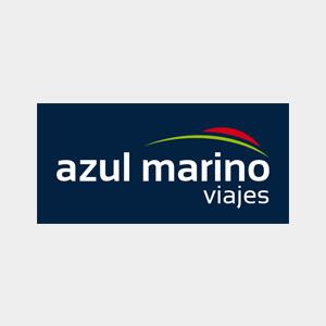 Logo Azul Marino Viajes