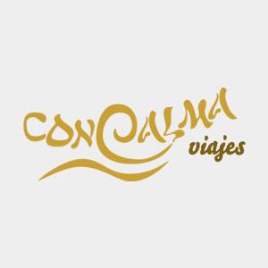 Logo ConCalma Viajes